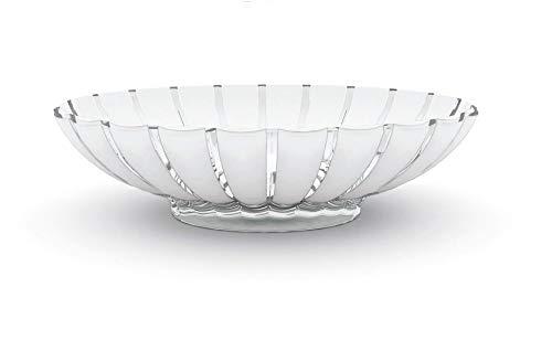 Guzzini Centro de mesa/Frutera Grace 30,5 x 37,5 x h9 cm