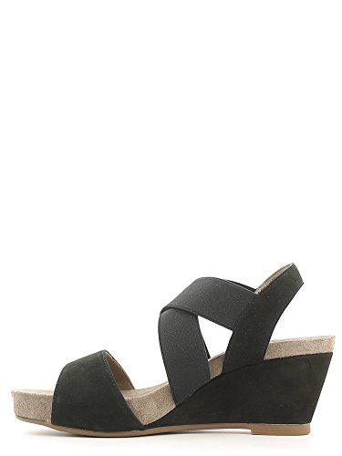 Mephisto - Sandalias de vestir para mujer negro