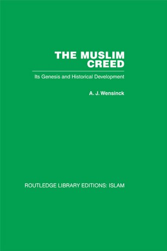 The Muslim Creed: Its Genesis and Historical Development Pdf
