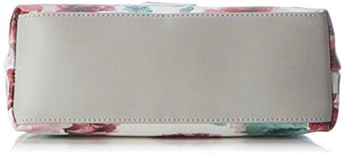 Bulaggi Damen Bliss Satchel Tornistertasche, Grau (Grau (Light Grey)), 10 x 18 x 26 cm
