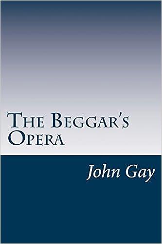Bücher zum Herunterladen für das iPad The Beggar's Opera PDF DJVU by John Gay