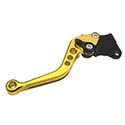 TOOGOO Moped Motorrad Zubeh?r Modifizierte Brems Griff Horn Einstellbarer Handhebel Gy6 Geeignet F/ür Nachahmung Fuxi Wisp Fire Eagle Golden