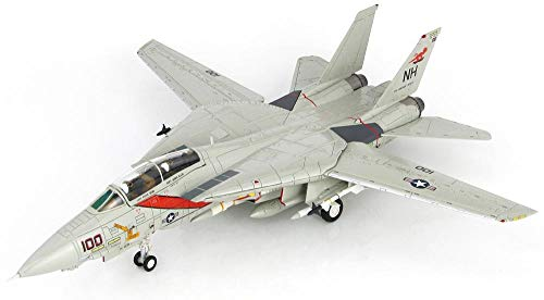 Grumman F-14 Tomcat - VF-114 Aardvarks USS Abraham Lincoln 1/72 Scale  Diecast Metal Airplane