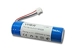 BATERÍA LI-ION 2200mAh compatible con PHILIPS Pronto TSU-9600 sustituye PB9600 PB 9600