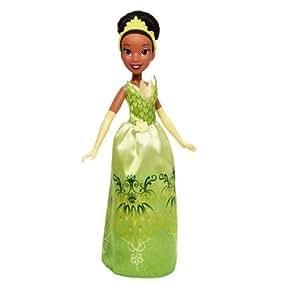 Amazon.com: Disney Princess Royal Shimmer Tiana Doll
