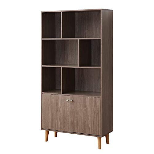 soges Premuim Modern Display Storage Cabinet 67.4