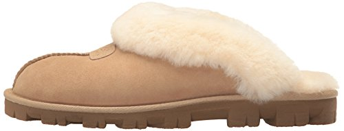 73a832517ae UGG Women's Coquette Slipper, Sand, 8 US/8 B US - Import It All
