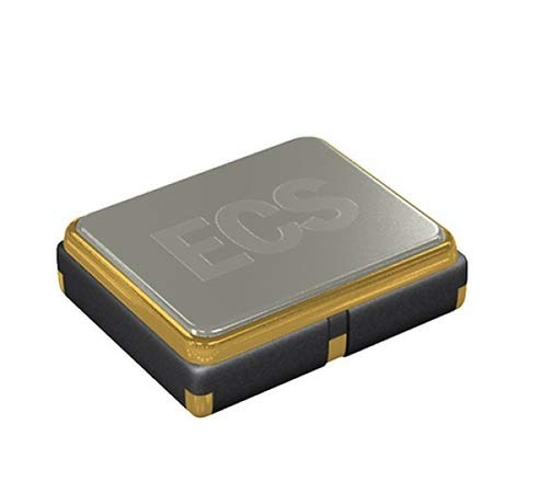 20pF Fund 80Ohm 4-Pin Mini-SMD T//R 50 Items Stability ECS-120-20-30B-TR /±50ppm Tol Crystal 12MHz /±30ppm