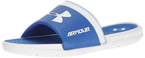 Under Armour Men's Playmaker VI Slides Cross-Trainer Shoe...