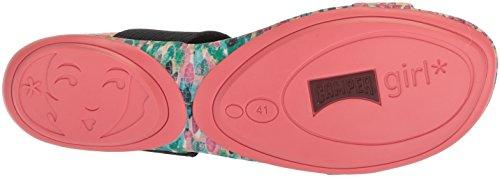 Camper Multi Right Flat Women's Sandal 21735 Nina wpqwrgf