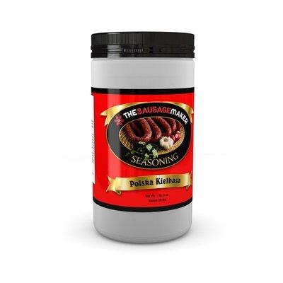 Polska Kielbasa Seasoning, 1 lb. 4 oz. (Seasoning Kielbasa Sausage)