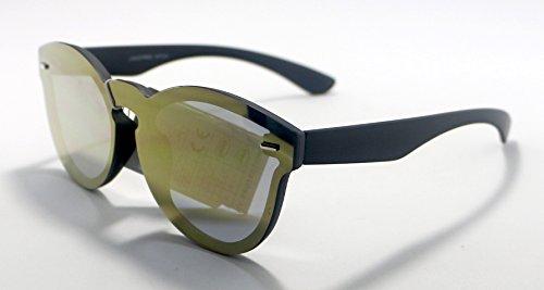 Gafas de Sol Hombre Mujer Lente Plana Lagofree W7030 Espejo ...