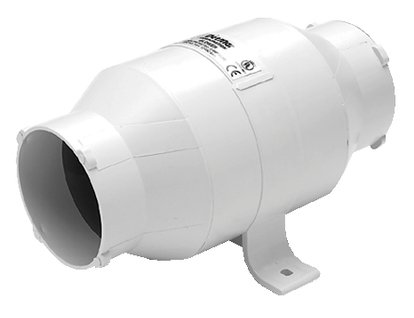 Seachoice In-Line Exhaust Blower 4' 12v SeaChoice Products 41841