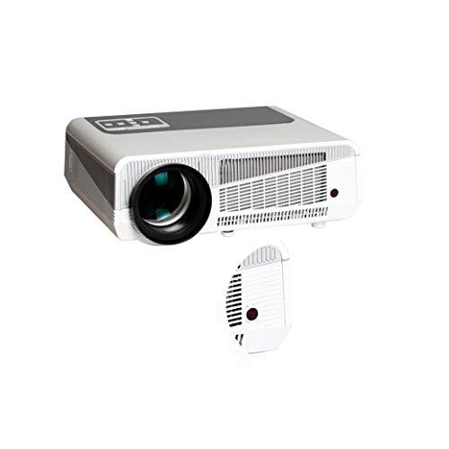 Qucking Light Mini Proyector, Proyector 1080P Proyectores Pico ...