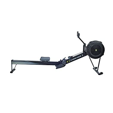 Concept2 Model D Indoor Rowing Machine (Black) with PM5
