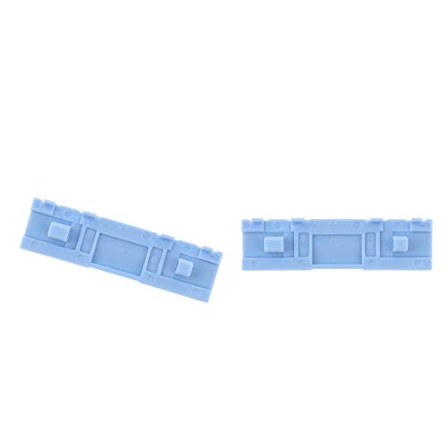 D DOLITY 2 Lot Paper Separation Pad for HP 2300 2400 P3005 Series Printer Accessory Kit - RC1-0939 ()