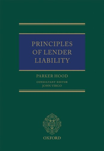 Download Principles of Lender Liability Pdf
