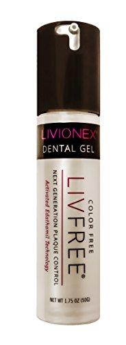 LIVFREE Dental Gel from Livionex- A Better