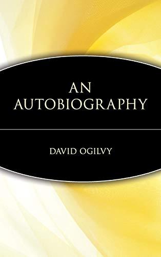 David Ogilvy: An Autobiography (Trailblazers)
