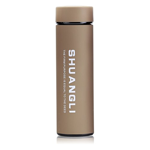 Thermos Double Insulation Vacuum Stainless Steel Bottle P...