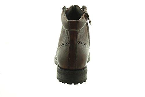 BRECOS Marrone 7234 Nuovo Stivali UOMO xqax0X