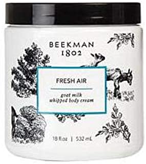 product image for Beekman 1802 Goat Milk Fresh Air Whipped Body Cream 18 oz