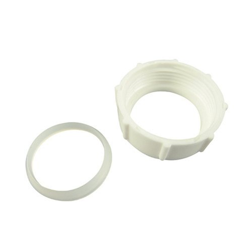 - Danco 86809 Slip Joint Nut And Washer, Plastic White
