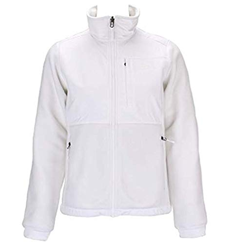 The North Face Women's Denali 2 Jacket TNF White (Prior Season) Small