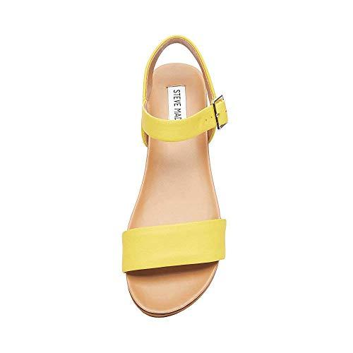 Madden Yellow Women's Sandal Us 7 5 Steve Aida tadTaw