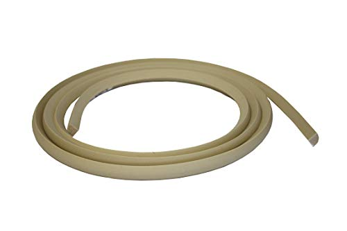 Quarter Moulding - Flexible Moulding - Flexible Quarter Round Moulding - WM105-3/4