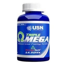 USN Essential Fatty Acids 160 capsule by USN by USN