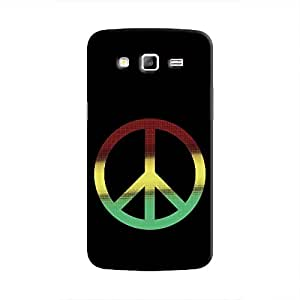 Cover It Up - RYG Peace Galaxy J7 Hard Case