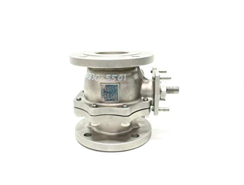 (BI-TORQ ED-050-030 Stainless FLANGED Ball Valve 3IN)