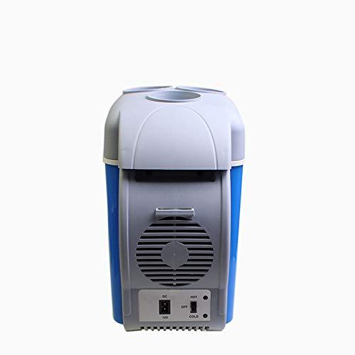 YQ&TL Frigorífico para automóvil Minibarrefrigerador de 7.5 litros ...