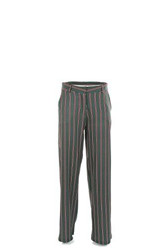Pantalone Donna Kontatto M Verde/coccio B7101 Autunno Inverno 2016/17