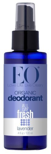 EO Organic Deodorant Lavender BEAUTY product image