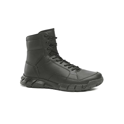 Oakley Mens Light Assault Boot Leather Shoes Footwear - 8.0 / Black