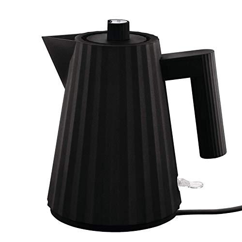 Alessi MDL06/1 B elektrische waterkoker, zwart