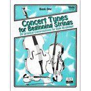 Concert Tunes for Beginning Strings Book 1 - Piano