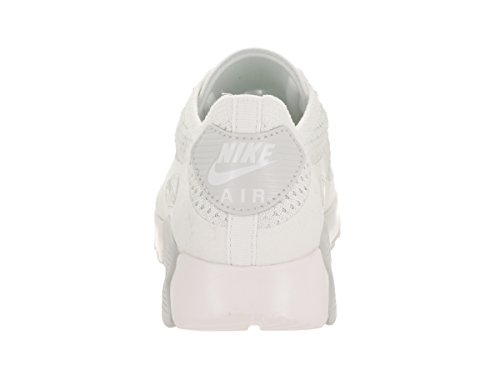 White 003 White Mujer 90 Nike Platinum Sintetico 881109 Nike MAX pure Air Flyknit xpwAFq