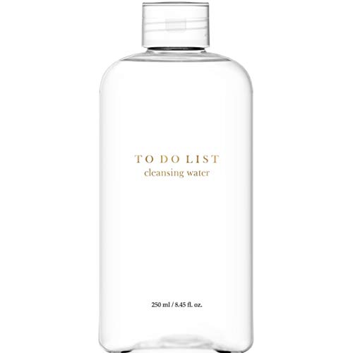 TO DO LIST Cleansing Water | Premium...