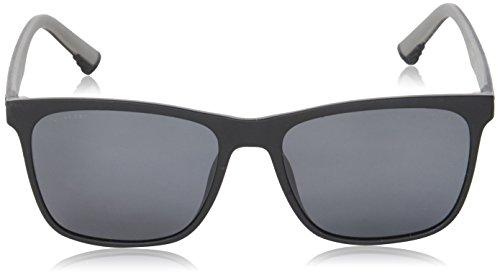 de Gafas para Matt 1 Hombre Black Sol Police Sketch Negro 55 Semi wBROTT