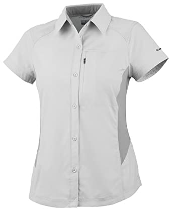 Tamaño Senderismo Columbia Mujer Xxl Press Camisa Para De Island 0wURqwza