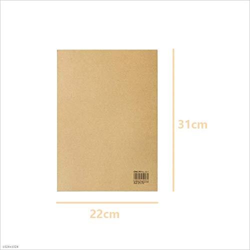 Mingteng Kraft Paper Folder-Individual Folder Recycled Paper A 4-10 Sheets