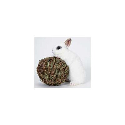 - Marshall Pet Products Woven Grass Play Ball [Set of 3]
