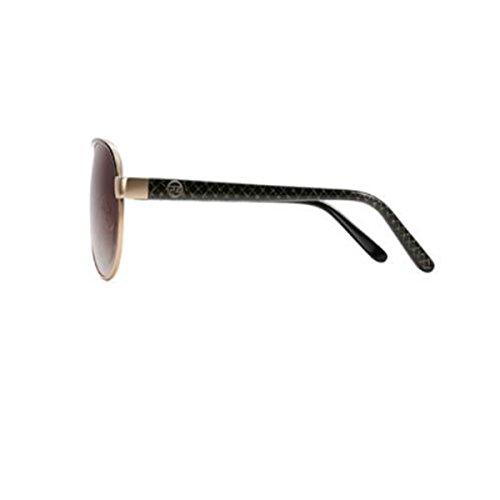De De Gafas del Colorido Tendencia GoldFrameYellowReflectiveFilm Sol Conductor GoldFrameDarkGreen Sol para Polarizador Sol Gafas Gafas Deporte Conducción LQQAZY De Hombres Gafas De xpvwPU