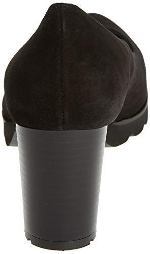 Gadea Escarpins Fermé Negro Silk Noir 41326pr Femme Bout Negro ZqrtwZA5