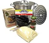 Mexgrocer The Deluxe Tamales Making Kit