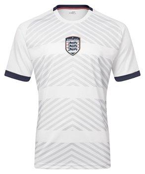 92579522a Xara Soccer Xara International V4 Shirt - England