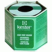 Kester Solder - 2470687608 - Wire Solder Sn96.5Ag03Cu.5 2.2%/275 .015 1 LB Spool